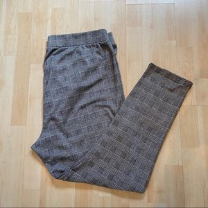 🛍3/$25 Alexander Jordan retro plaid pants